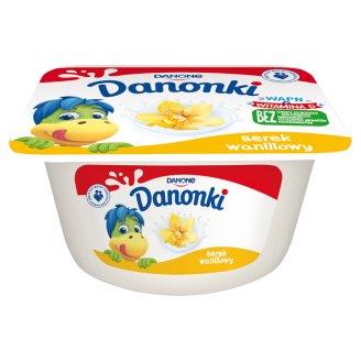 Danone Danonki Vanilla Fromage Frais 115 g
