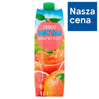 Tesco Grapefruit from Concentrate Nectar 1 L