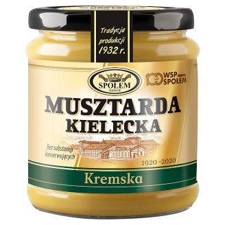 Musztarda Kielecka Kremska Mustard 190 g