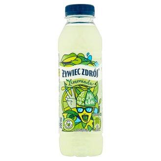 Żywiec Zdrój Lemoniada Napój niegazowany limonka & mięta 500 ml