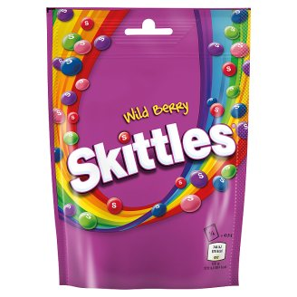 Skittles Wild Berry Chewing Candies 174 g (142 Pieces)