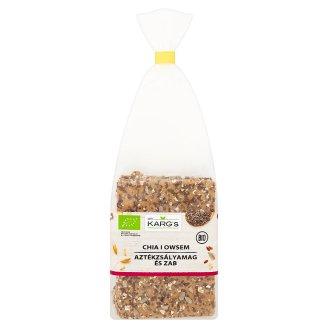 Dr. Karg's Ekologiczne pieczywo chrupkie z nasionami chia i owsem 200 g