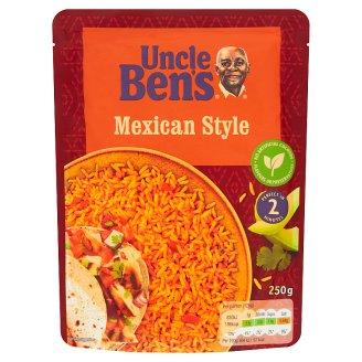 Uncle Ben's Ryż meksykański 250 g