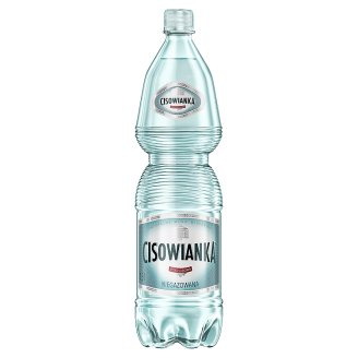 Cisowianka Natural Mineral Low-Sodium Still Water 1.5 L