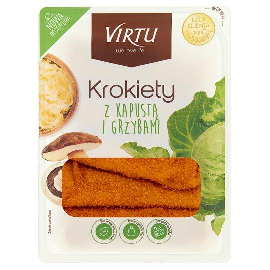 Virtu Croquettes with Sauerkraut and Mushrooms 400 g