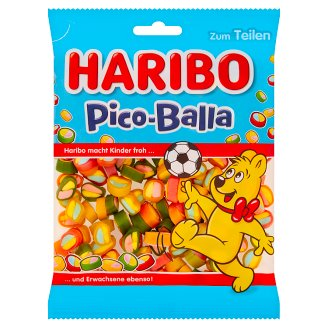 Haribo Pico-Balla Fruit Jellies 175 g