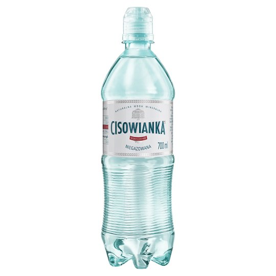 Cisowianka Natural Mineral Low-Sodium Still Water 0.7 L
