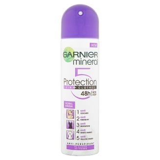 Garnier Mineral Protection 5 Floral Fresh Anti-Perspirant 150 ml