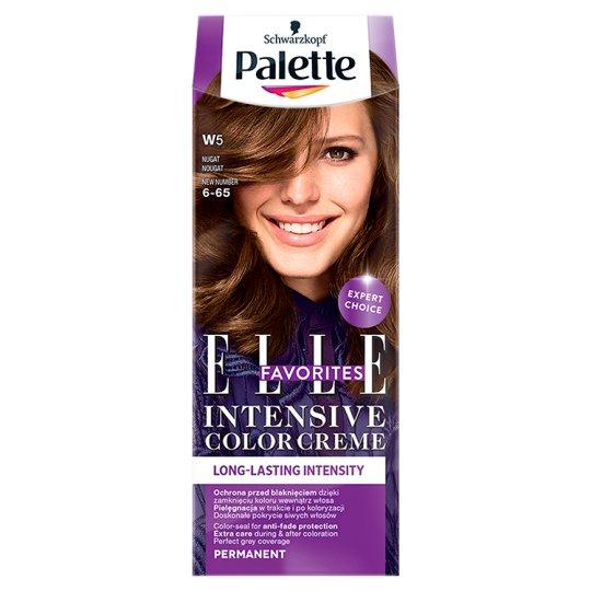 Palette Intensive Color Creme Hair Colorant Nougat W5