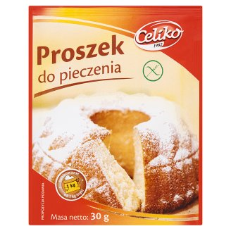 Celiko Baking Powder 30 g