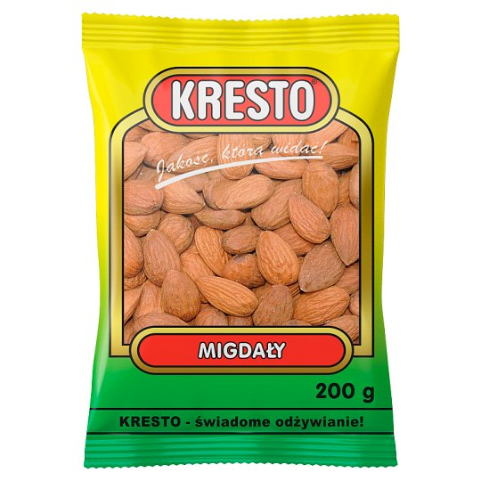 KRESTO Almonds 200 g