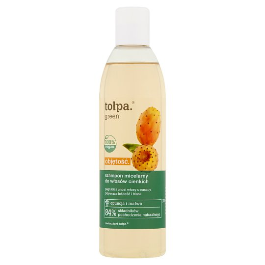 tołpa Green Volumizing Shampoo for Thin Hair 300 ml
