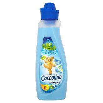 Coccolino Blue Splash Płyn do płukania tkanin koncentrat 1 l