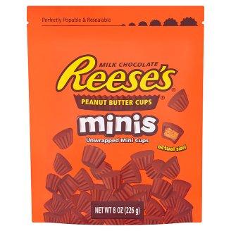 Reese's Mini babeczki z kremem orzechowym w mlecznej czekoladzie 226 g