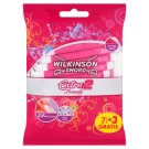 Wilkinson Sword Extra2 Beauty Disposable Razors 10 Pieces