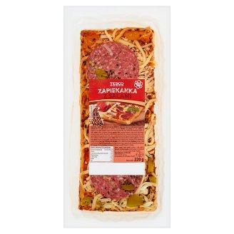 Tesco Zapiekanka z salami 220 g