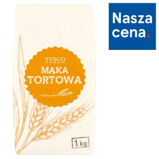 Tesco Tortowa Wheat Flour Type 450 1 kg
