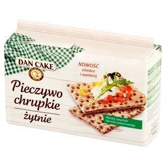 Dan Cake Rye Crisp Bread 250 g