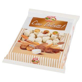 Lumar Lumarki Coconut Cream in Desiccated Coconut Wafer Balls 700 g