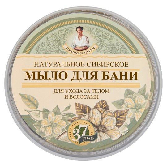 37 Herbs Agafia's Black Soap 500 ml