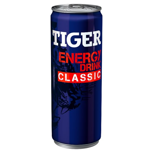Tiger Energy Drink 250 ml