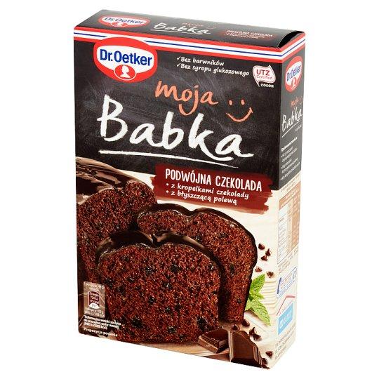 Dr. Oetker Moja Babka podwójna czekolada 415 g