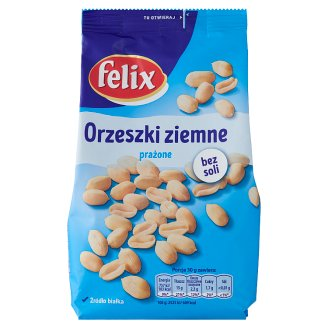 Felix Roasted Unsalted Peanuts 380 g