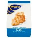 Wasa Ekstracienkie krakersy z solą morską 180 g