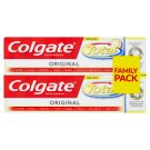 Colgate Total Original Pasta do zębów 2 x 75 ml
