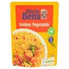 Uncle Ben's Ryż złoty z warzywami 250 g