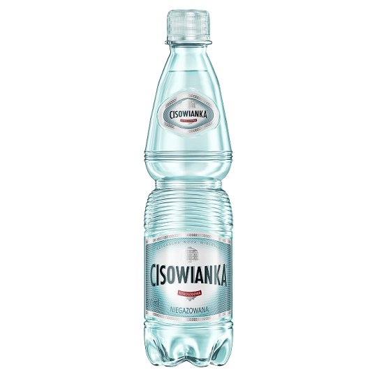 Cisowianka Natural Mineral Low-Sodium Still Water 0.5 L