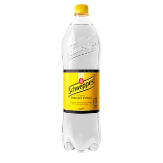 Schweppes Indian Tonic Sparkling Drink 1.4 L