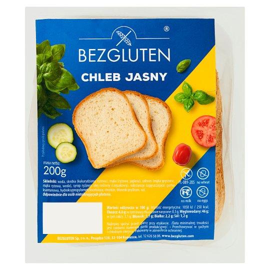 Bezgluten Chleb jasny 200 g
