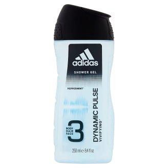 Adidas Dynamic Pulse 3 Żel pod prysznic do ciała włosów i twarzy 250 ml