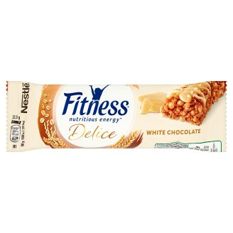 Nestlé Fitness Delice White Chocolate Cereal Bar 22.5 g
