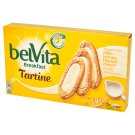 belVita Breakfast Milk-Honey Whole Grains Cookies 250 g (5 x 3 Pieces)