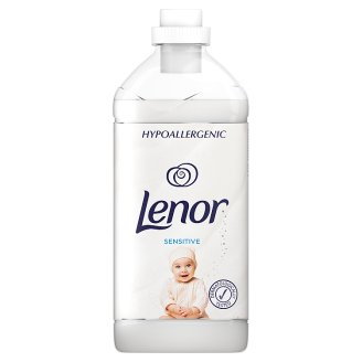 Lenor Gentle Touch Płyn do płukania tkanin 1,9 l, 63 prania