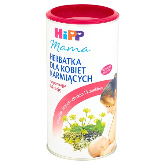 HiPP Mama Tea for Breastfeeding Women 200 g