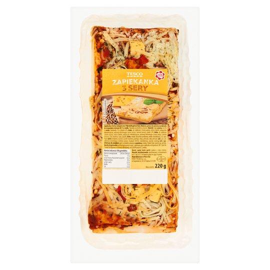 Tesco 3 Cheese Casserole 220 g