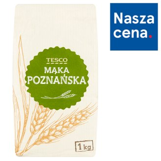Tesco 500 Type Poznańska Wheat Flour 1 kg