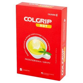 Colfarm Colgrip Hot Suplement diety 29 g (8 saszetek)