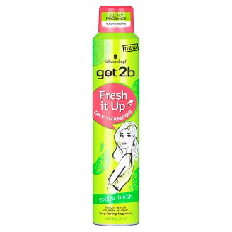 got2b Fresh It Up Extra Fresh Suchy szampon 200 ml