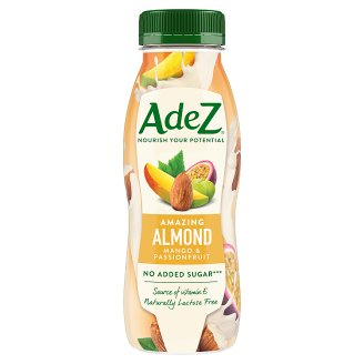 Adez Mango & Passionfruit Almond Drink 250 ml
