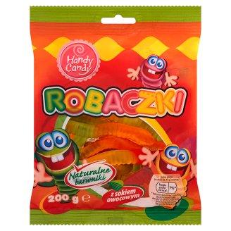 Handy Candy Robaczki Żelki 200 g