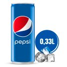 Pepsi Cola Carbonated Drink 330 ml
