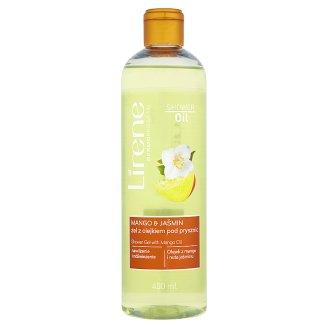 Lirene Mango & Jaśmin Żel z olejkiem pod prysznic 400 ml