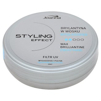 Joanna Styling effect Wax Brilliantine Smoothing 45 g