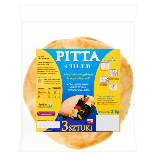 Quality Goods Pitta Bread 210 g