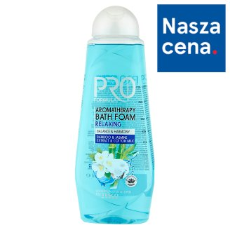 Tesco Pro Formula Relaxing Aromatherapy Bath Foam 750 ml