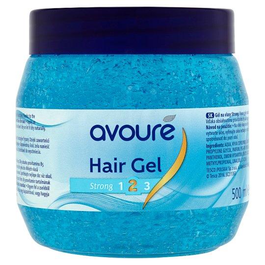 Avoure Strong Żel do włosów 500 ml